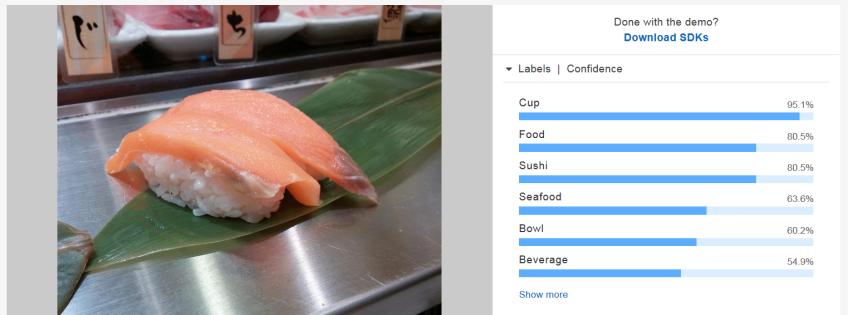 rekognition_sushi