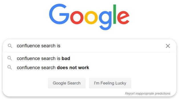 Google auto-complete says it's bad.